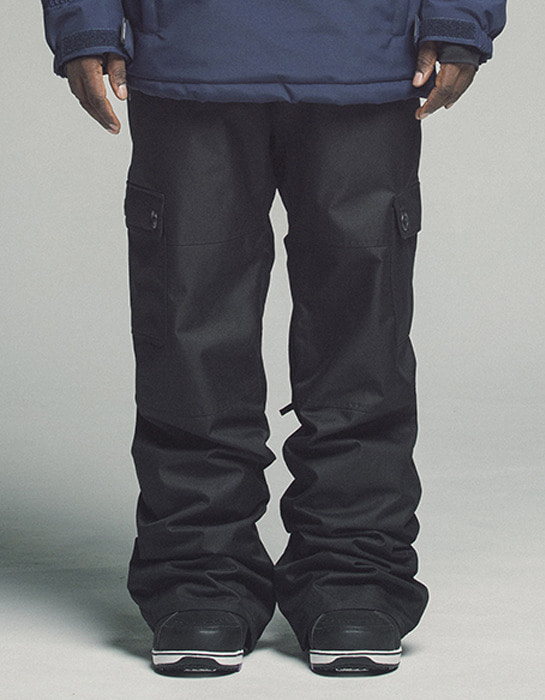 Raptor Pants Black
