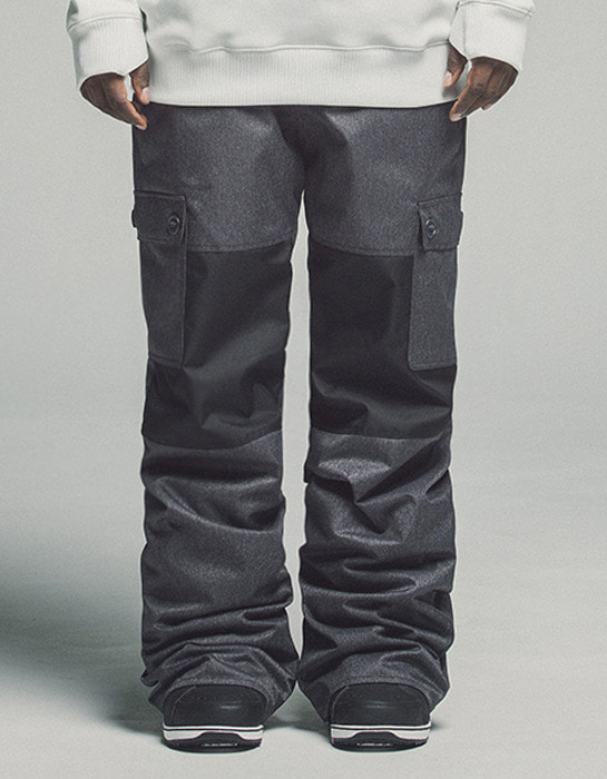 Raptor Pants Denim Black