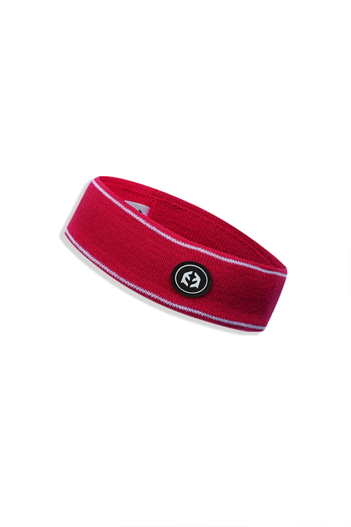 Hair Band Cherry pink