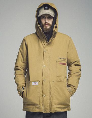 Western Jacket Camel