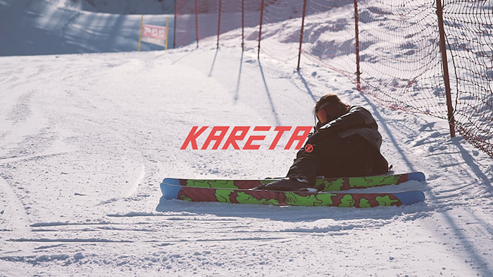 KARETA 1617 FREESKI VIDEO JK PROFILE